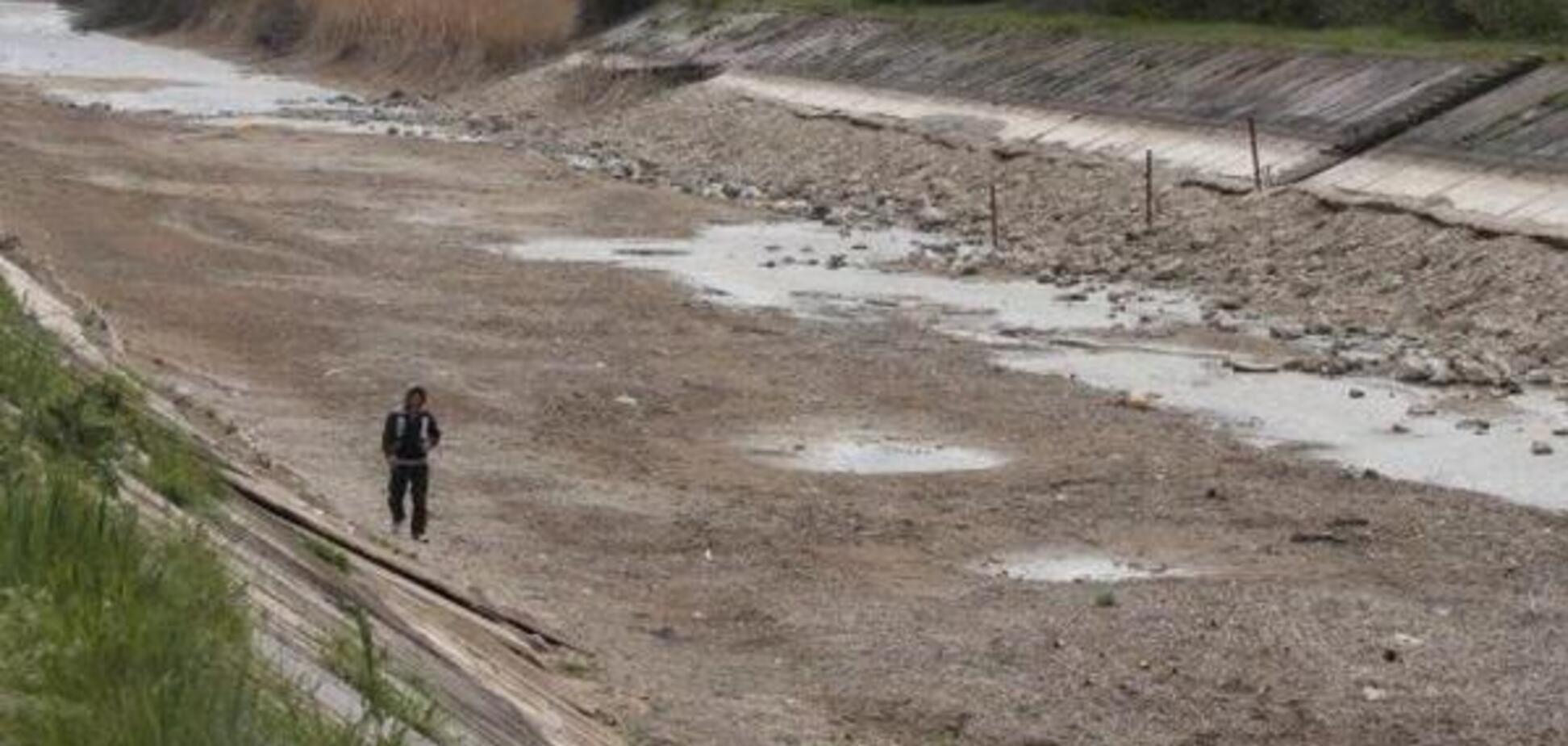 Почему нельзя снимать 'водную' блокаду Крыма