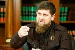 'Мразь и подонок!' Кадыров набросился на Габунию из-за Путина