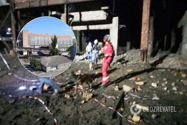 Под Днепром во время демонтажа разрушилось здание