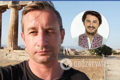 Cергей Жадан и Сергей Притула
