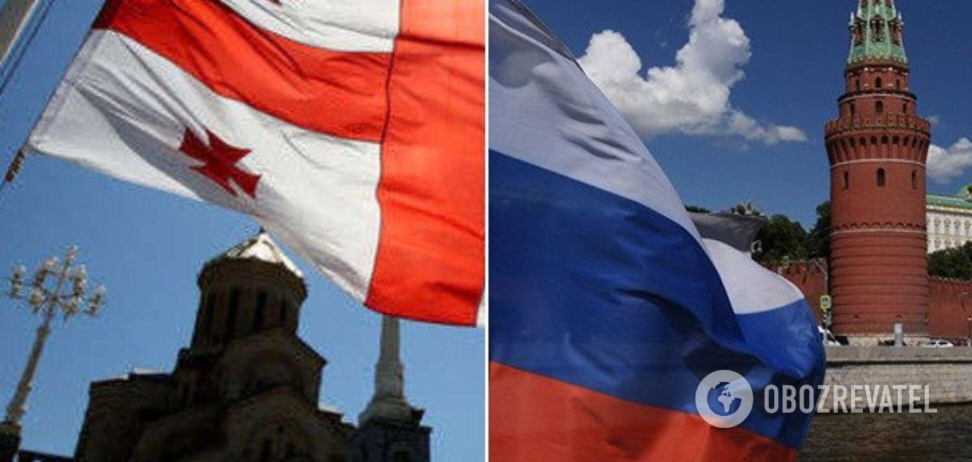 Росія несподівано захотіла 'дружити' з Грузією: Лавров озвучив ультиматум