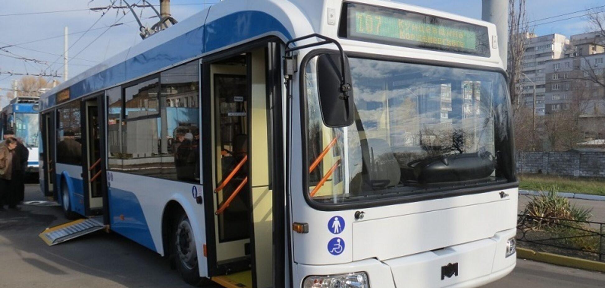 У Дніпрі не ходитимуть тролейбуси через концерт 'Океан Ельзи' 9 липня