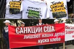 Россияне хвастались искандерами, а теперь жалуются на голод