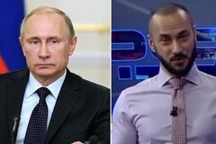 'Украине наср*ть!' Журналист разнес россиян за скандал с Путиным