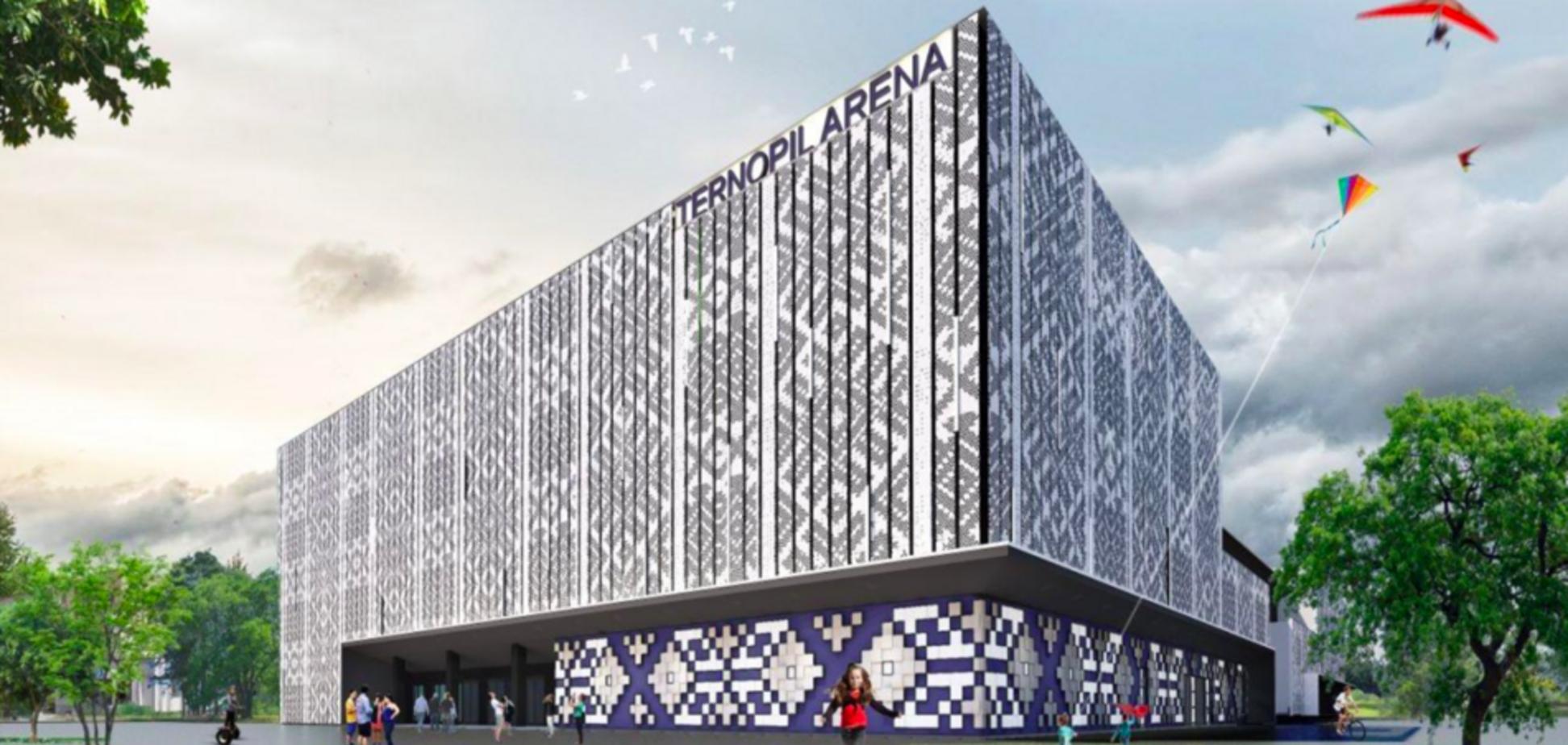 В Україні побудують нові палаци спорту: Камбін ухвалив рішення