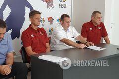 Владимир Дубинский представил новую команду