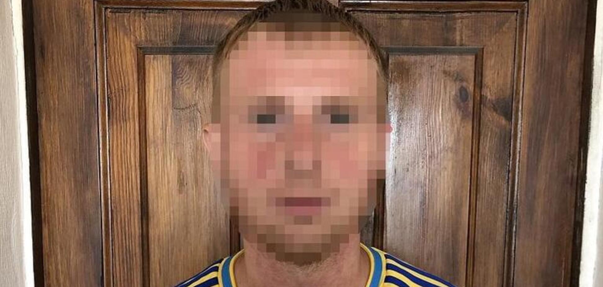 Бив і відбирав золото: поліція затримала київського серійного грабіжника