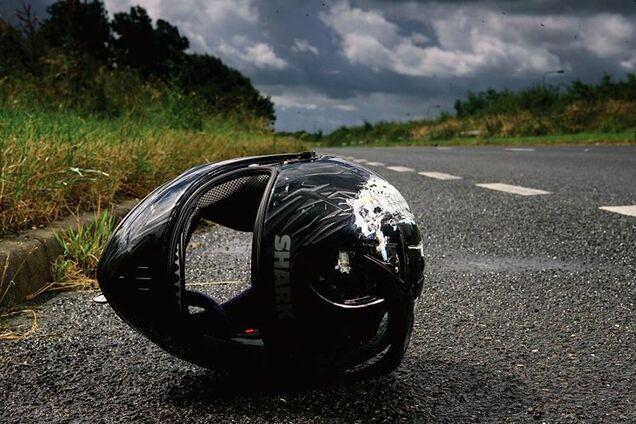 У Дніпрі мотоцикл потрапив під колеса легковика