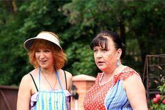 Актриси серіалу Зеленського зібралися до Криму