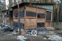 Разрушенные базы Донбасса: скоро не останется даже фундамента