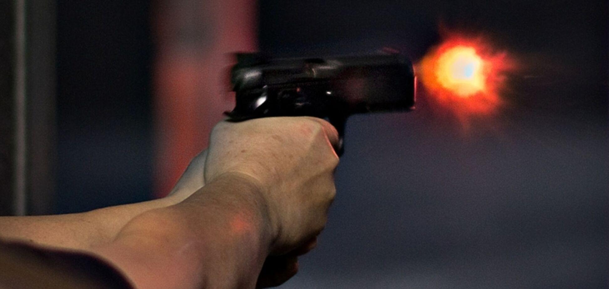 Дебош со стрельбой в Кирилловке: запорожская полиция задержала трех днепрян