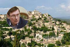 Луценка звинуватили в розкішному відпочинку у Франції: з'явилася реакція генпрокурора