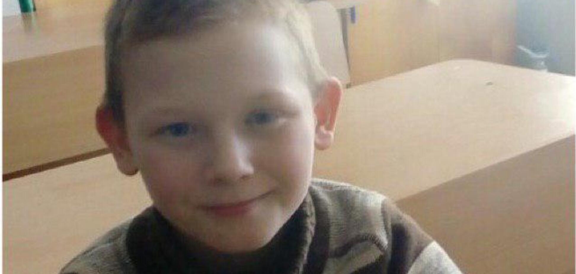 На Київщині зник 10-річний хлопчик: опубліковане фото