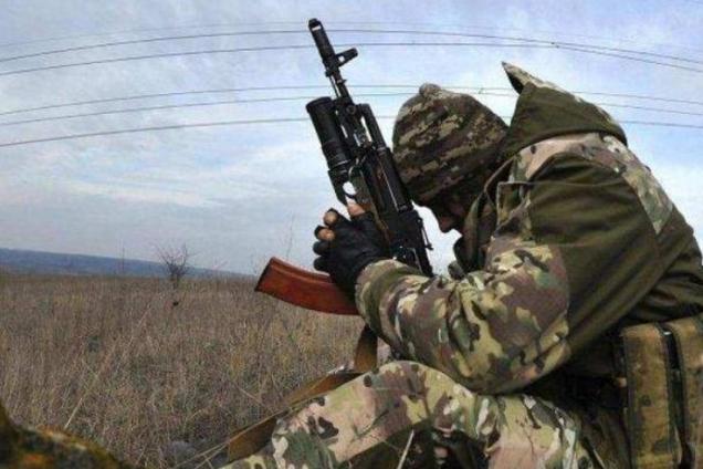 """""""Л/ДНР"""" підло атакували ЗСУ на Донбасі"""