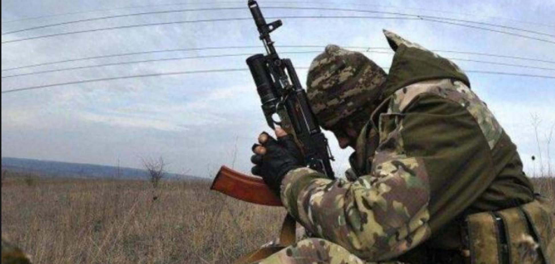 'Л/ДНР' підло атакували ЗСУ на Донбасі