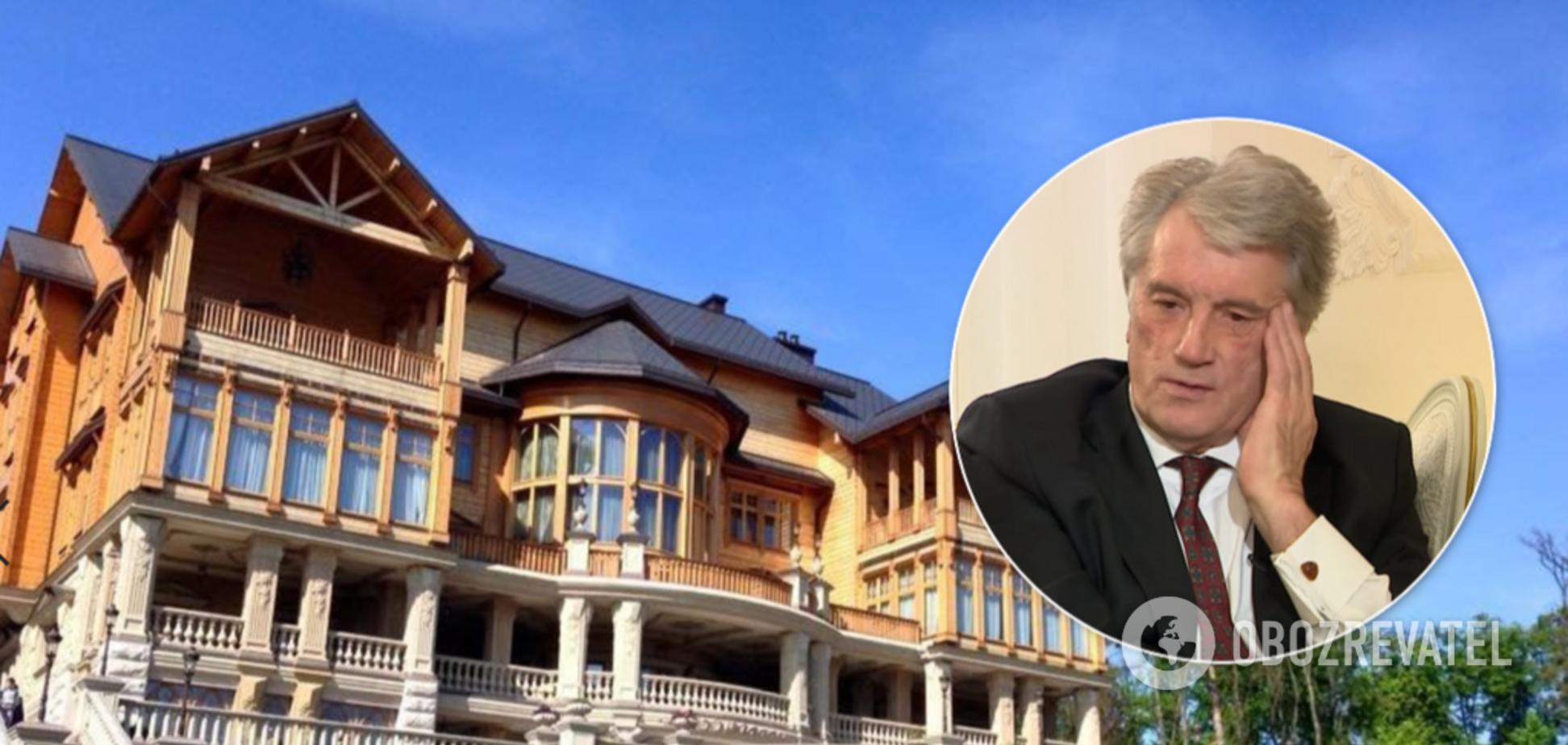 ГПУ завершила розслідування щодо Ющенка через Межигір'я