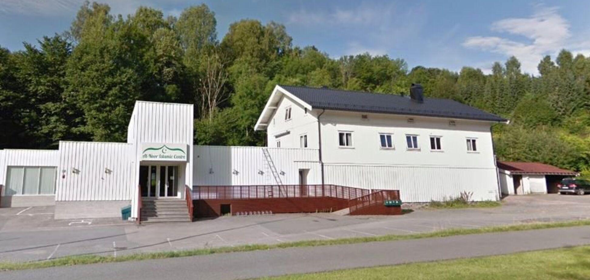 В мечети Осло произошла стрельба