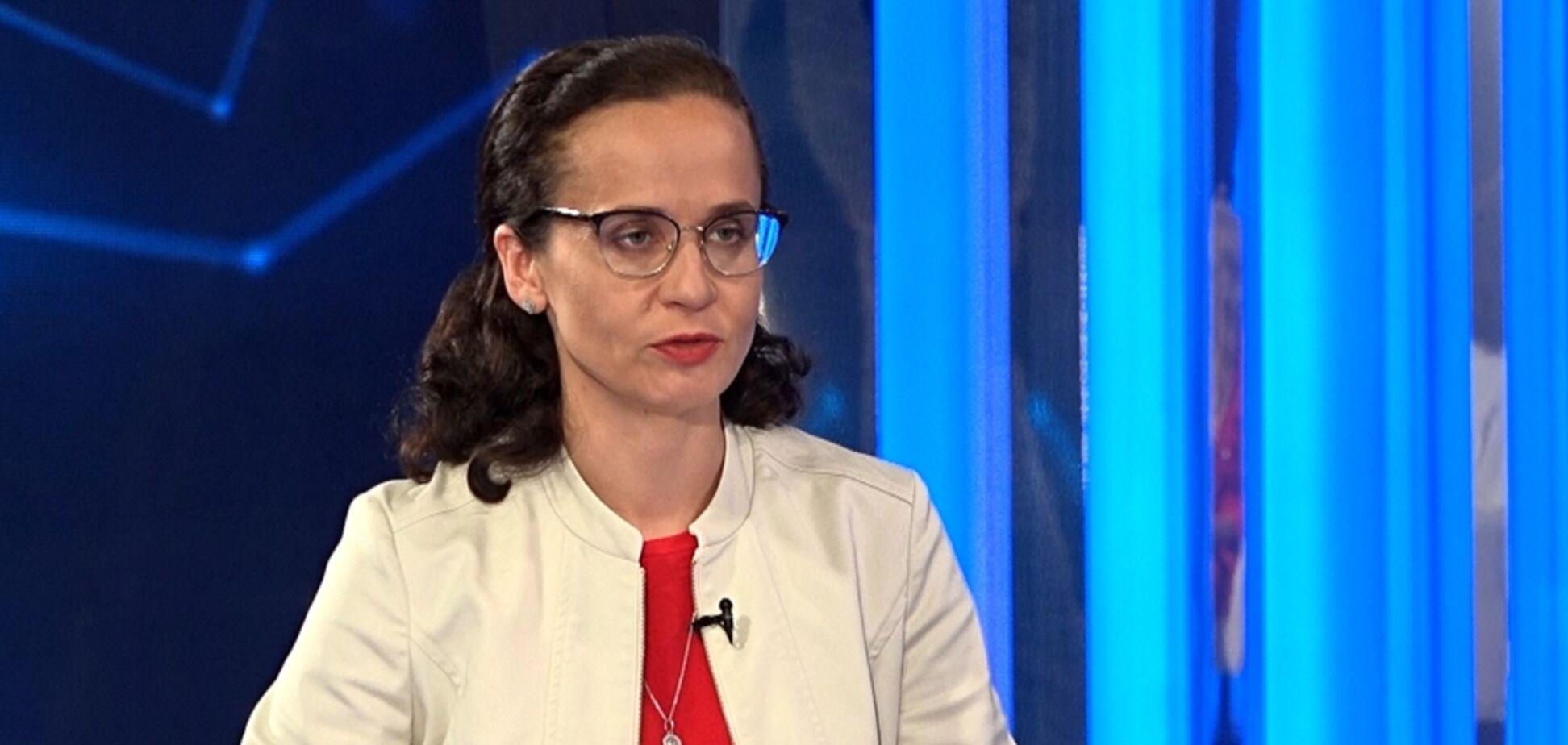 'Голос' в Раде: Клименко рассказала о планах партии