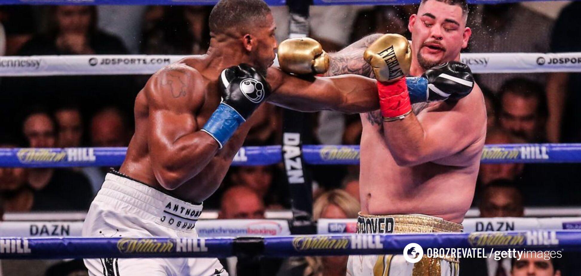 Где смотреть онлайн бой Джошуа – Руис: по какому каналу реванш