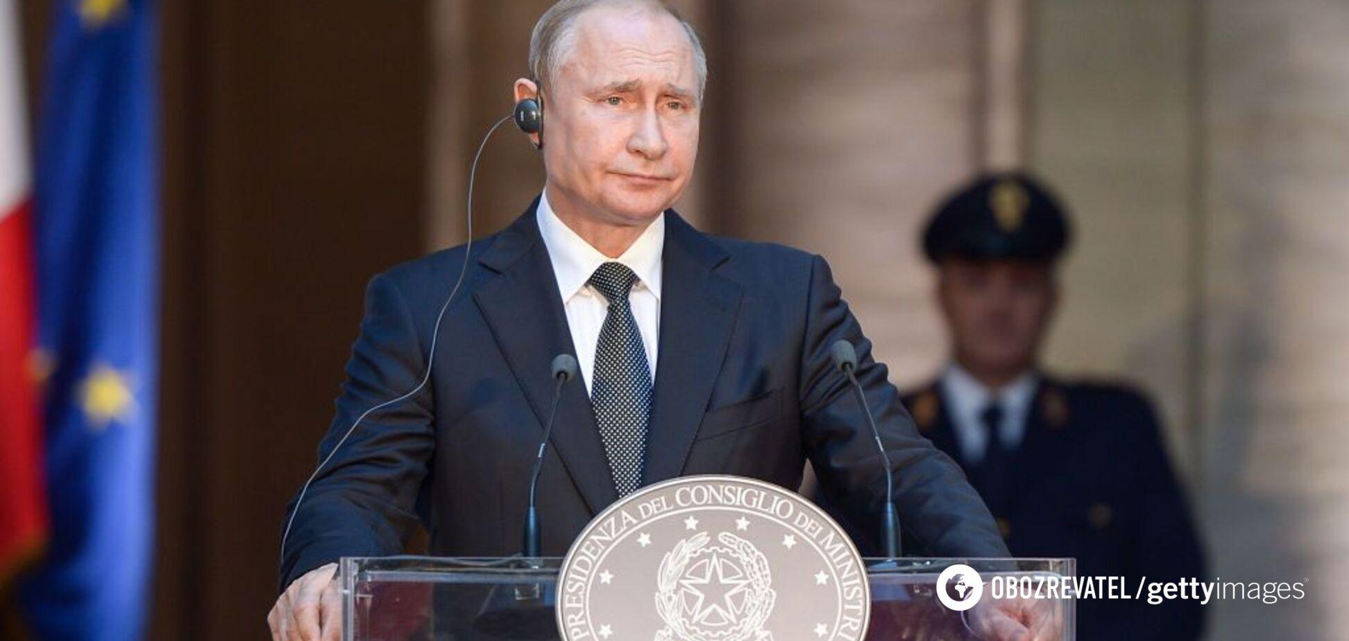 Грабли для Путина