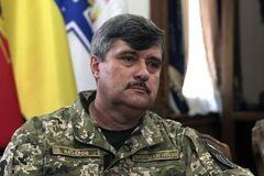 Справа збитого Іл-76: Хомчак звільнив скандального генерала Назарова