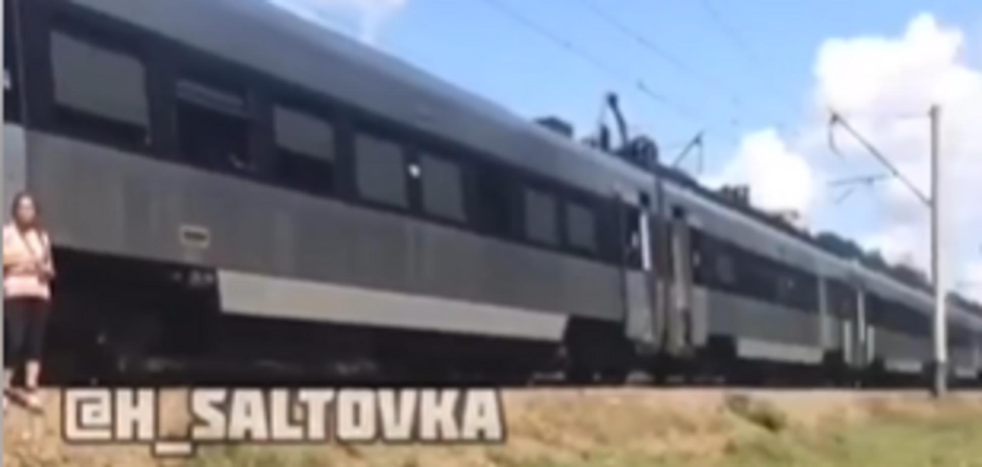 Пасажирів вивели: на Полтавщині сталася НП з поїздом 'Інтерсіті'