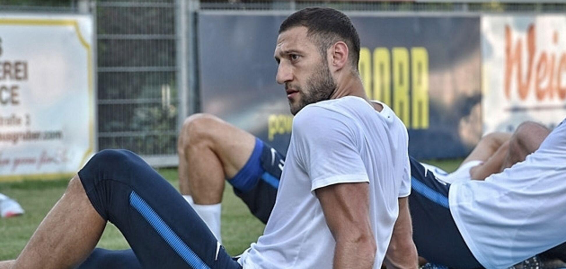 Сбежавшего футболиста сборной Украины жестко обломали в России