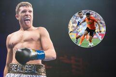 Непобедимый украинский боксер 'наехал' на 'Динамо'