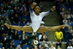 Гімнастка вперше в історії виконала унікальний елемент- опубліковано відео