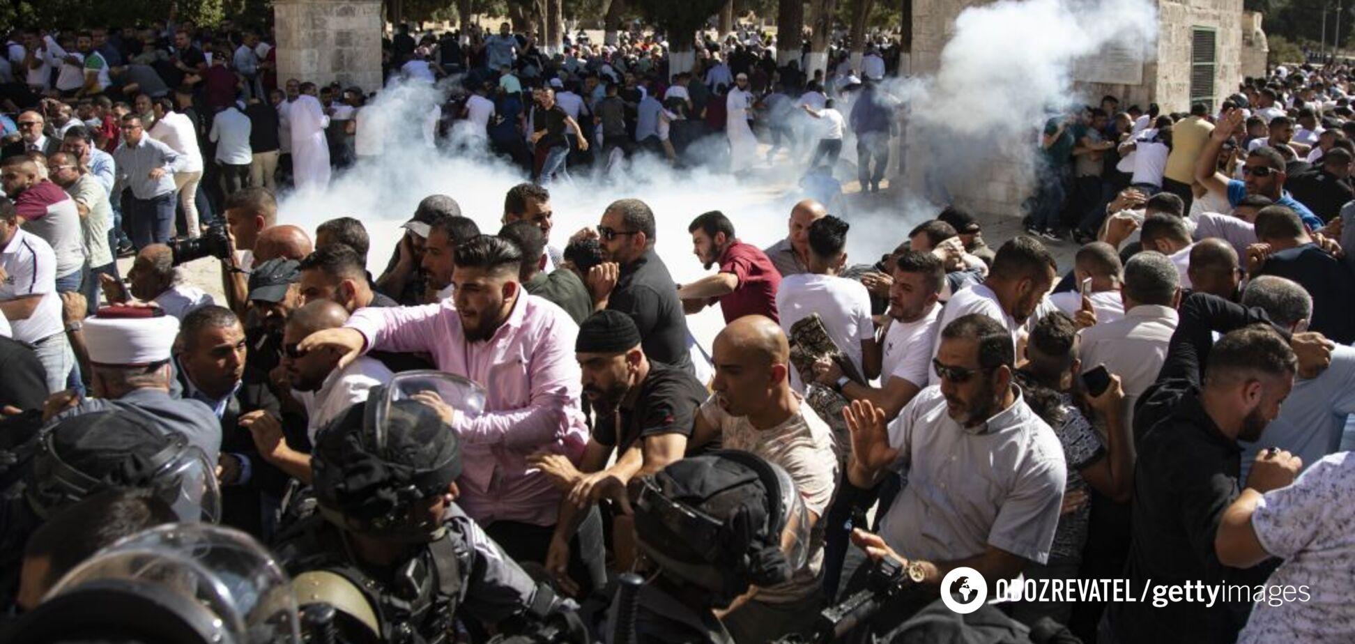 В Ізраїлі спалахнули масові зіткнення: в хід пішла зброя