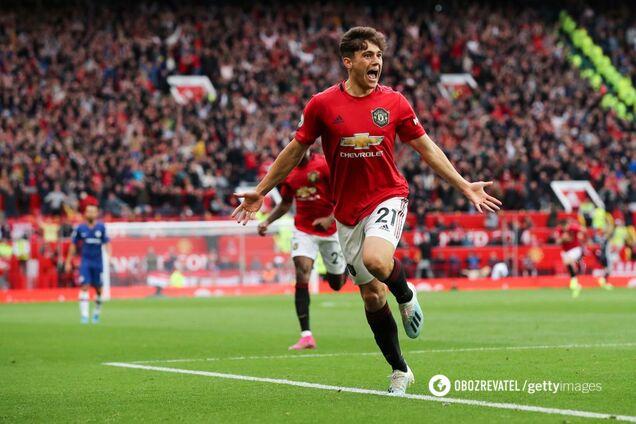 'Манчестер Юнайтед' знищив 'Челсі' в матчі туру АПЛ