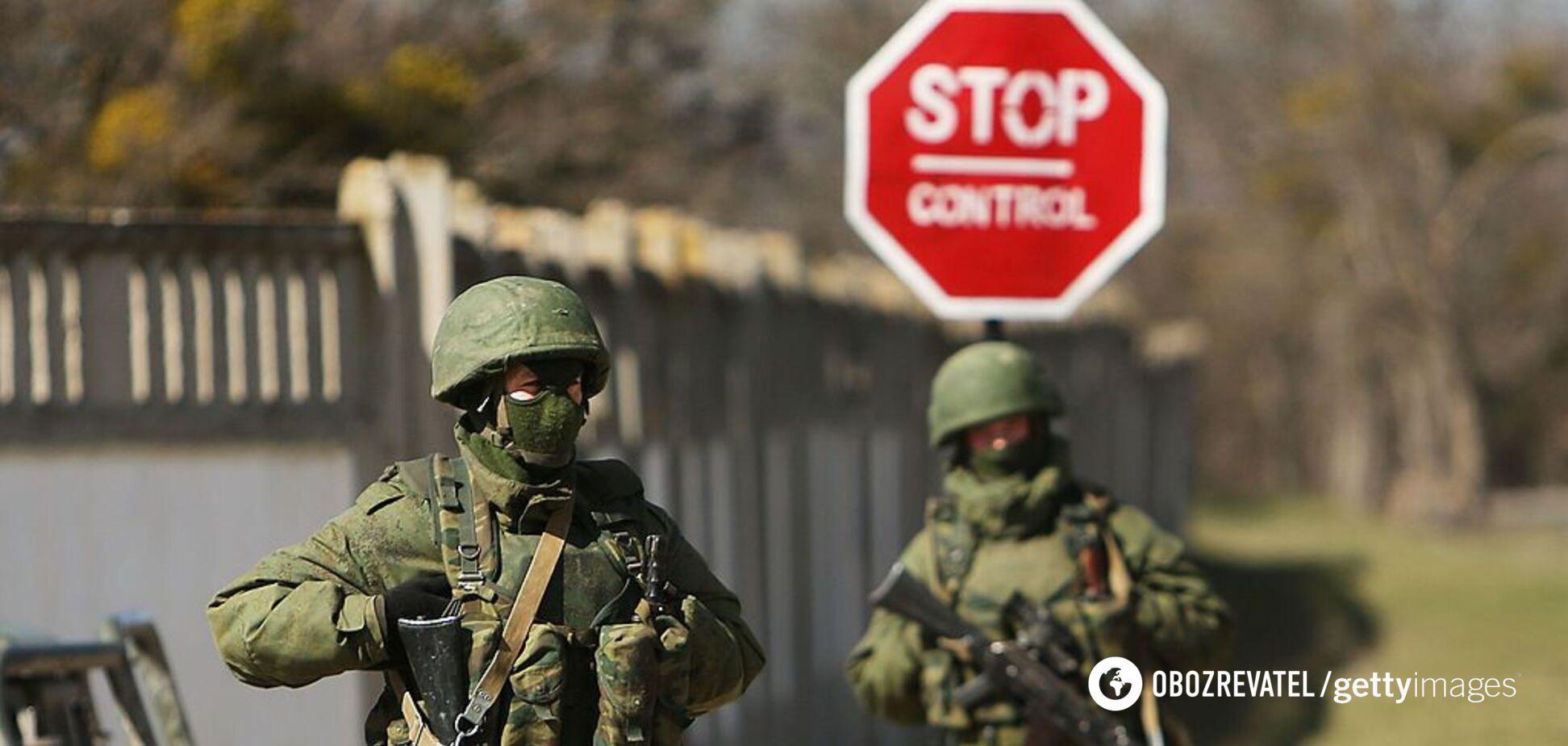 Готується до вторгнення? Росія потроїла кількість військ у Криму