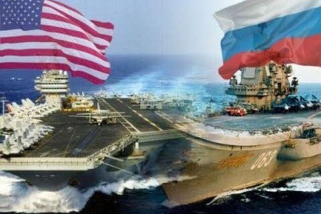 Війна Росії та США