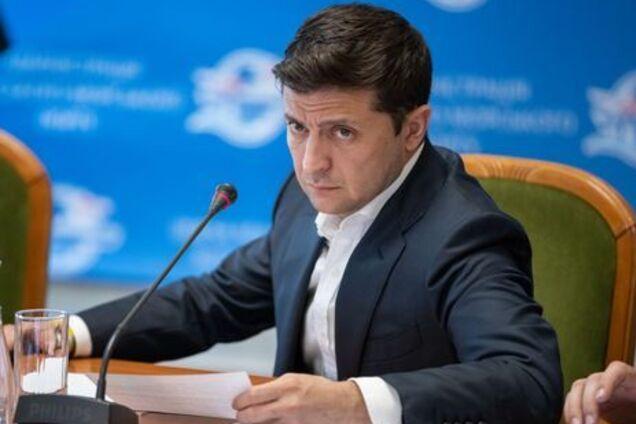 Владимир Зеленский передал права на бизнес