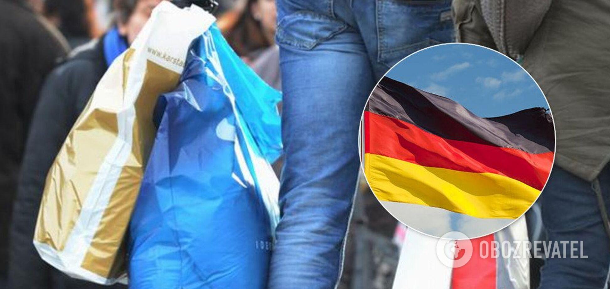 В Германии ужесточат правила обращения с одноразовыми пакетами: как это работает