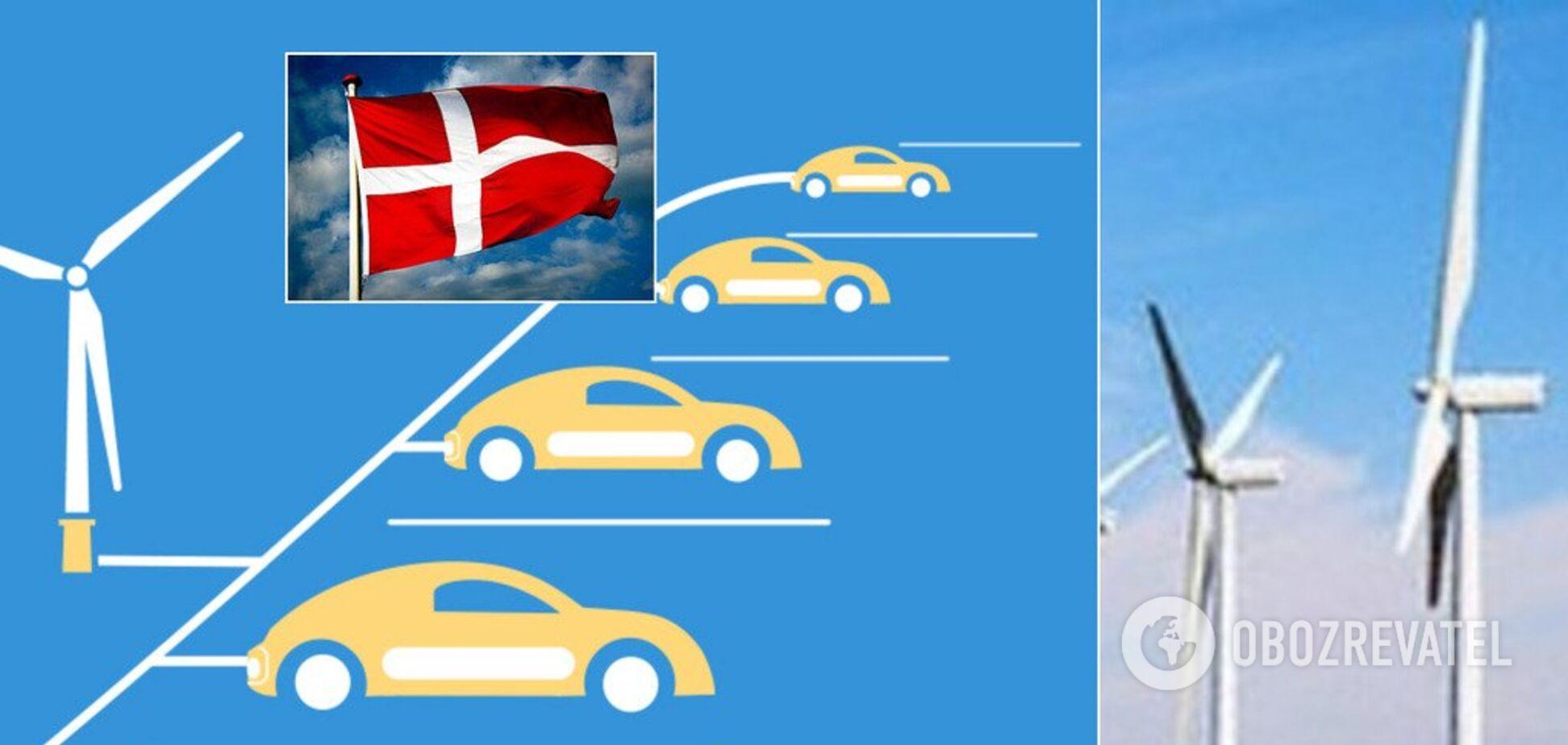 Європейський бізнес пересідає на електромобілі: Данія приєдналася
