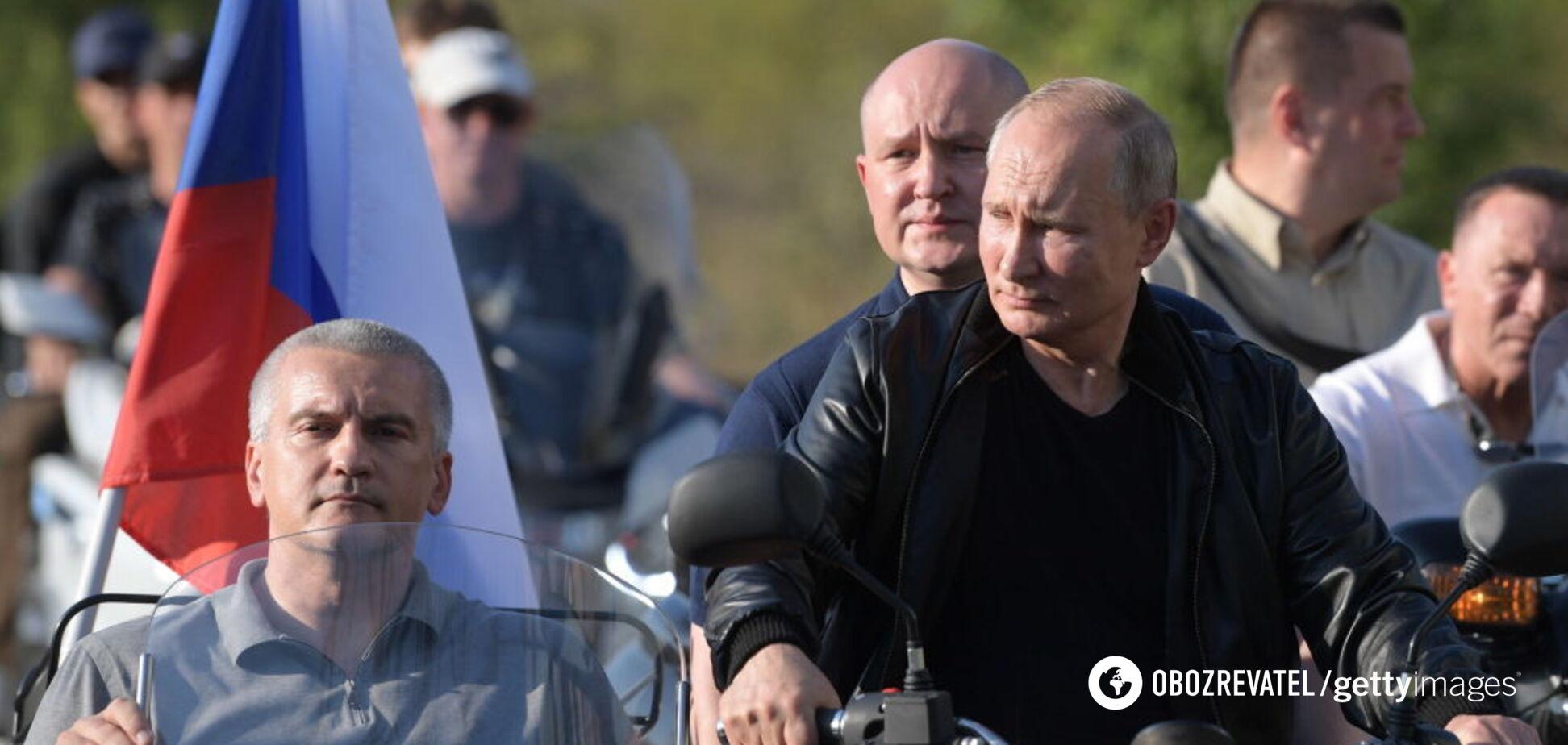 'Закон один для всіх!' На Путіна подали до суду