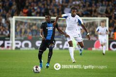 Два удаления! Динамо – Брюгге: смотреть онлайн матч Лиги чемпионов