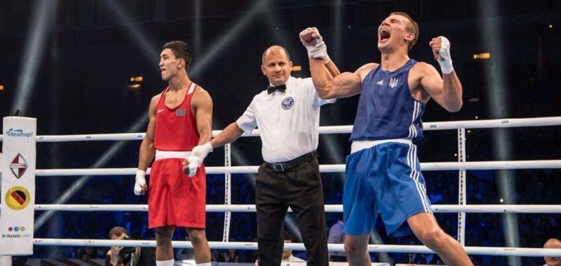 Украина бойкотирует ЧМ по боксу в России