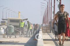 В Днепре перекрытие Нового моста продлили еще на 5 дней: причина