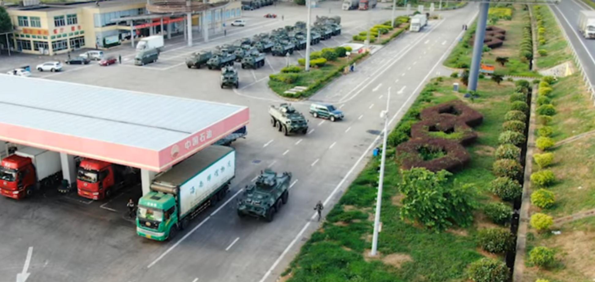 Китай стягнув армію до повсталого Гонконгу: що відбувається