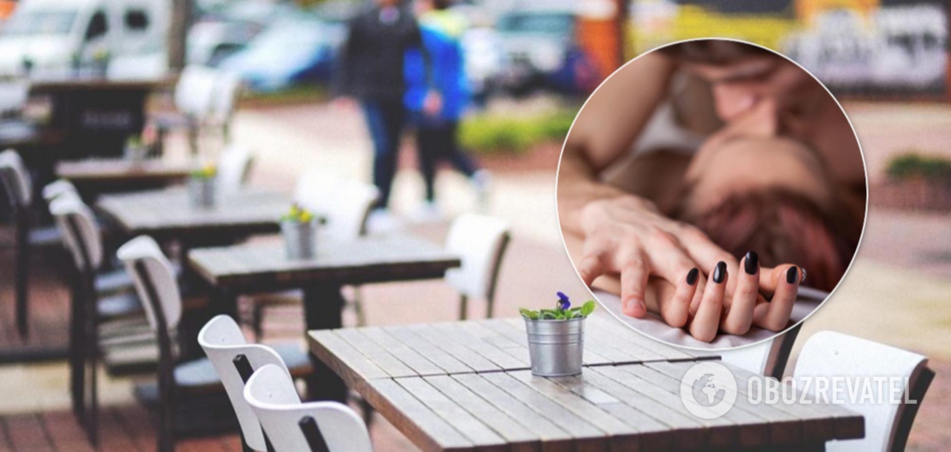 У Чернівцях ненаситна пара зайнялася сексом в кафе