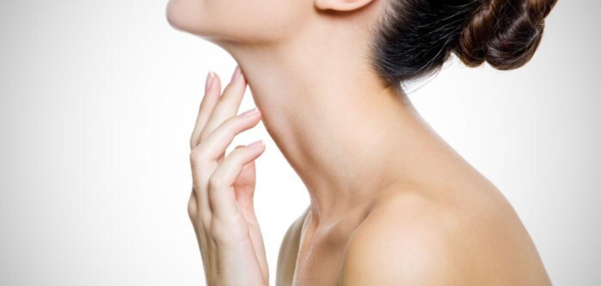 Морщины-кольца на шее: как избавиться