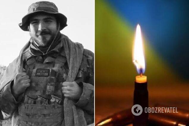 Роман Романенко, загинув на Донбасі 10 серпня