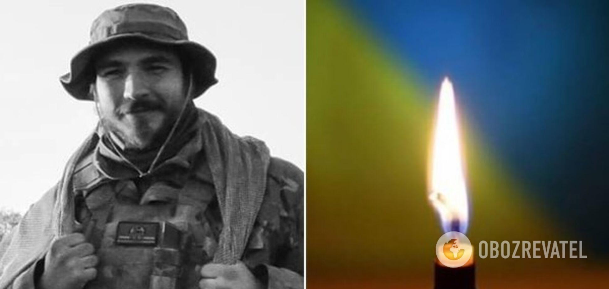 'Азов' забрав у терористів тіло загиблого воїна НГУ