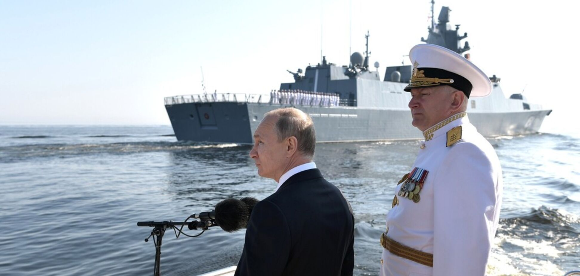 У Путина есть проблема, которую он не в состоянии решить