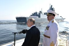 У Путіна є проблема, яку він не в змозі вирішити