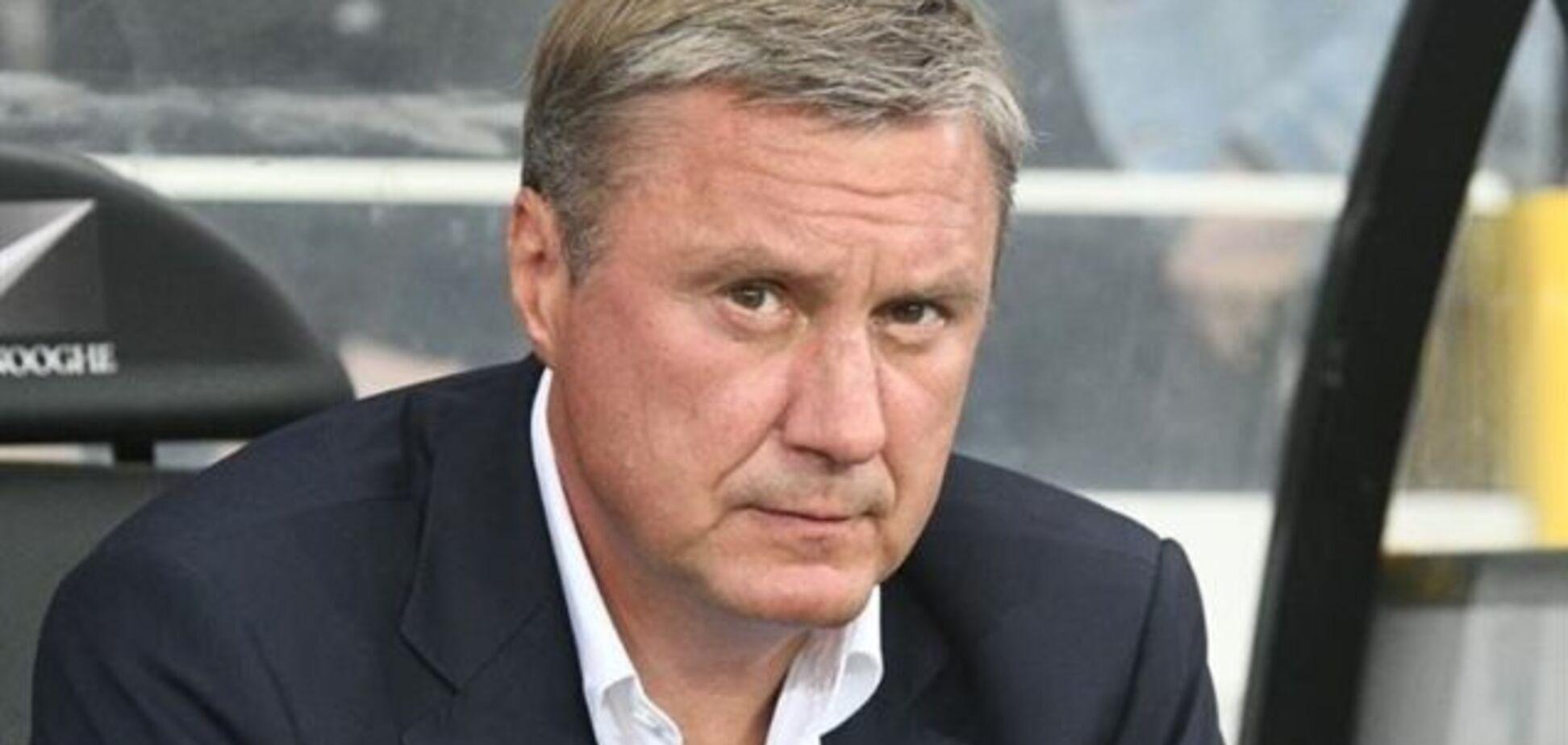 'Может здесь и моя вина': Хацкевич прокомментировал вылет 'Динамо' из Лиги чемпионов