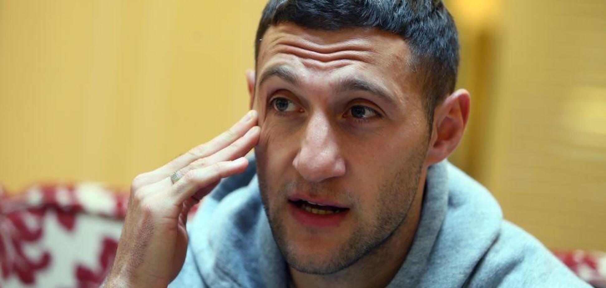 Сбежавший в Россию футболист испугался, что его выгонят из сборной Украины