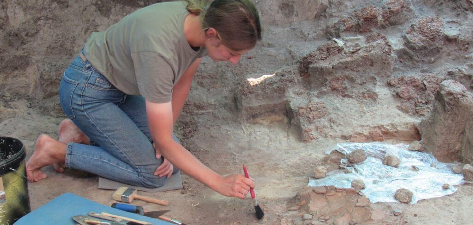 Археологи раскопали уникальную находку